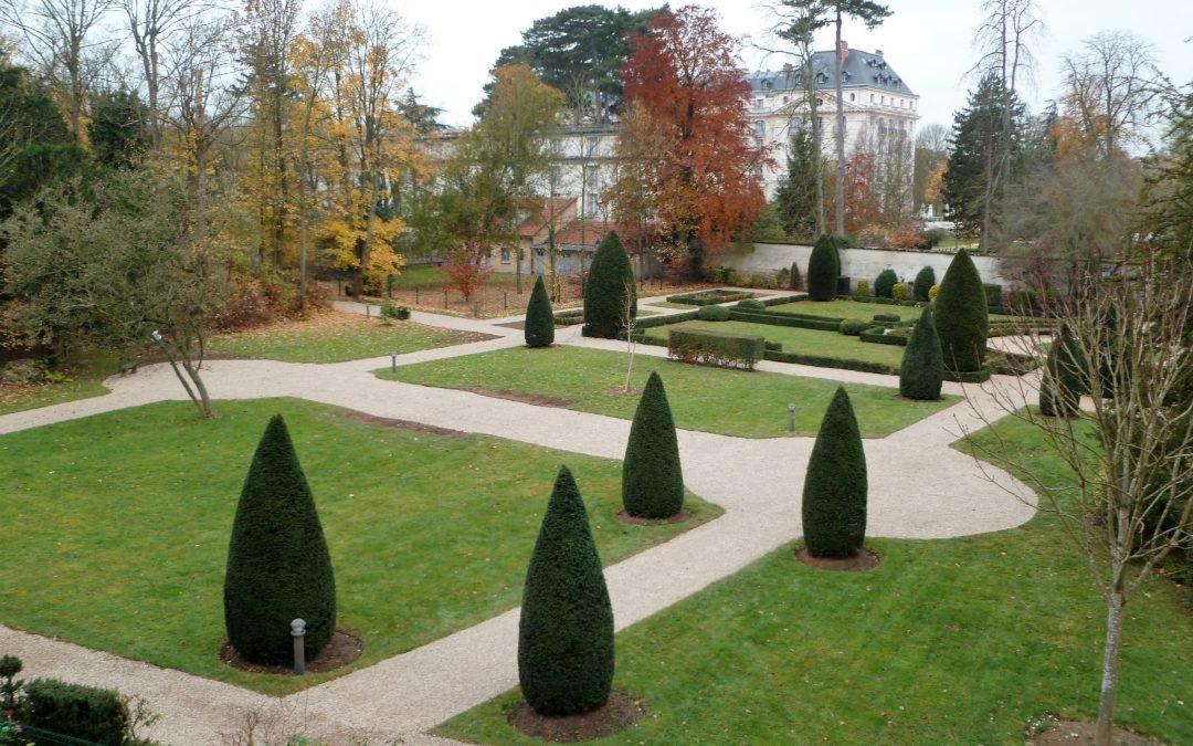 Entretien Parc Versailles